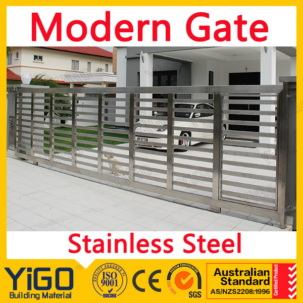 New design folding expandable gate with CE certificate