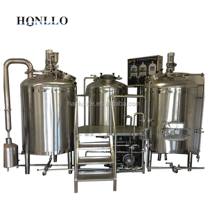 stainless steel 300L beer brewing equipment,pub beer manufacturing equipment