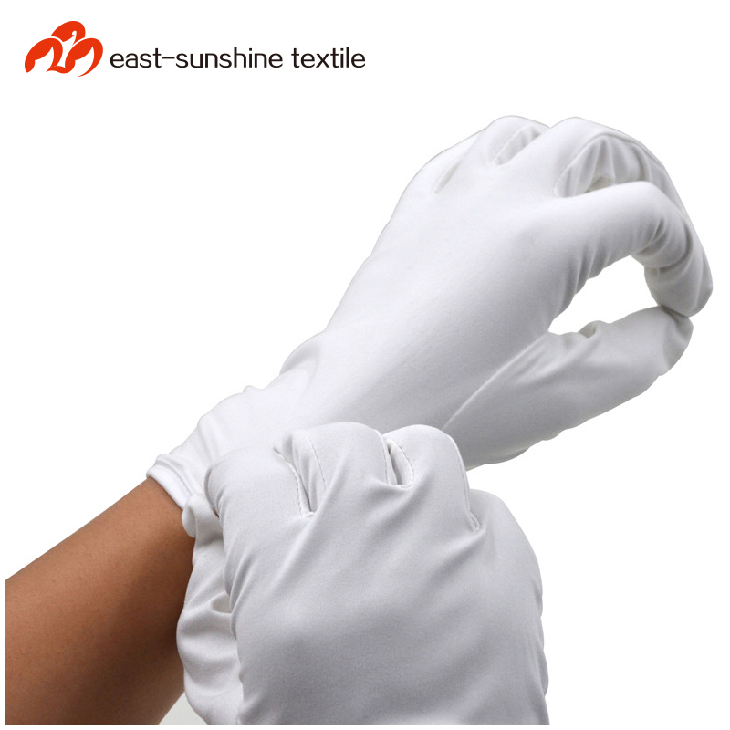 Factory price safety microfiber touch gloves for work