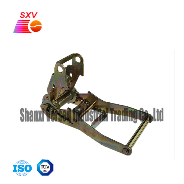high quality OEM pressed steel carriage spring lock truck parts