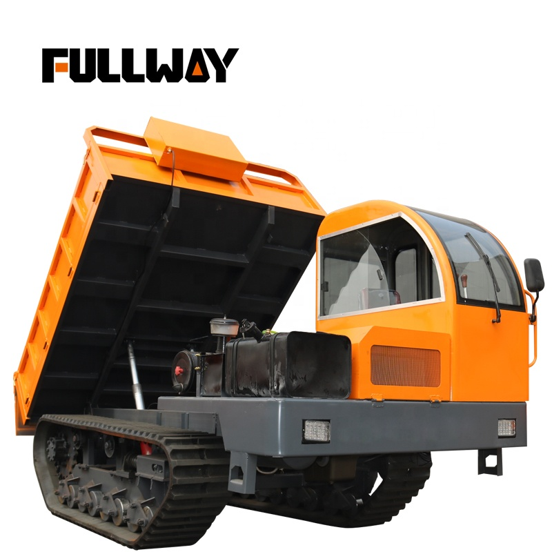 Crawler transporter/track carrier/crawler dumper