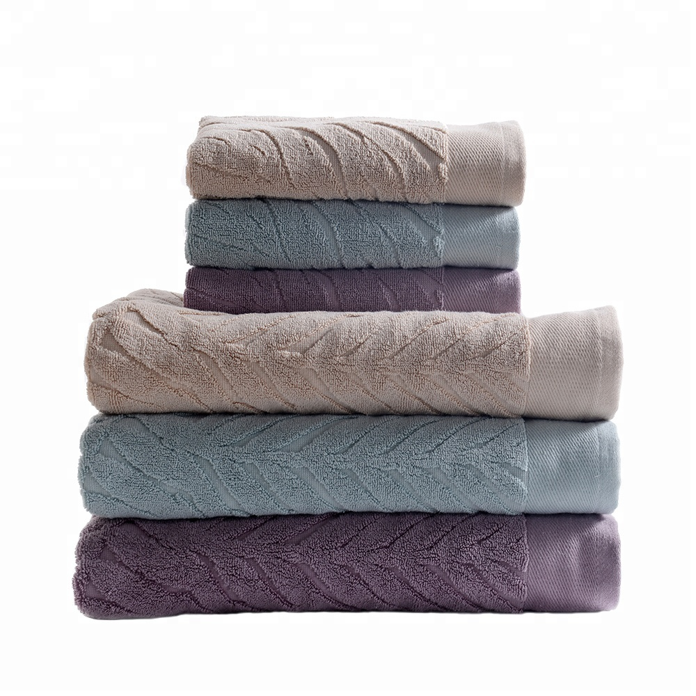 bailixin wholesale 100% cotton plain dyed hotel face shower towel cloth for usa terry towel importer