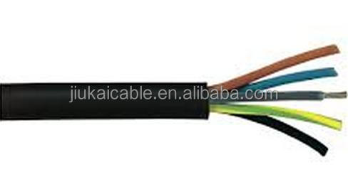 DC power extension cable 300/500V cooper 2.5mm to 120mm power cable