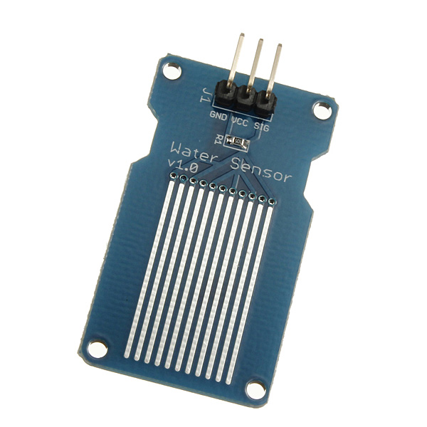 Demo Board & Accessories Liquid Level Sensor Module For Arduino Stm32 Water Droplet Depth Detection