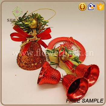 Christmas Bells Decorations