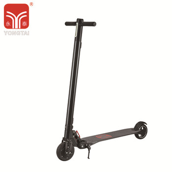 "Popular 5"" Tyres Electric Scooter, 24V/350W 4.4Ah Foldable Aluminum Cheap Electric Scooter"