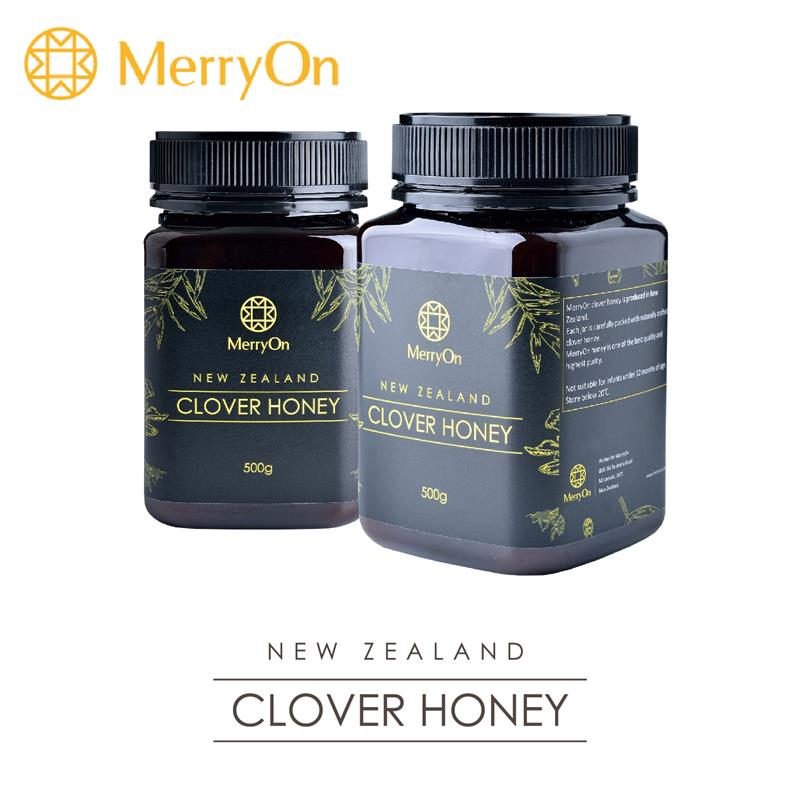 1Kg New Zealand Bee Pure Honey (Clover) Factory Shipping