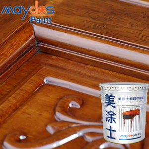 Spray Yellowing Resistant UV Clear Wood Glossy Lacquer Paint /Primer Sealer