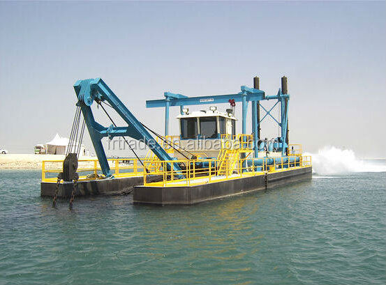 High quality cutter suction dredger for sale dredger HCC 1600/25-3-F-E.