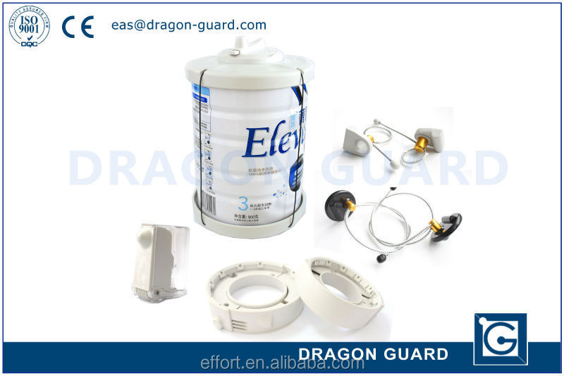 EAS SECURITY SYSTEMS Magnetic Alarming 2-Tone Baby Formula Wrap