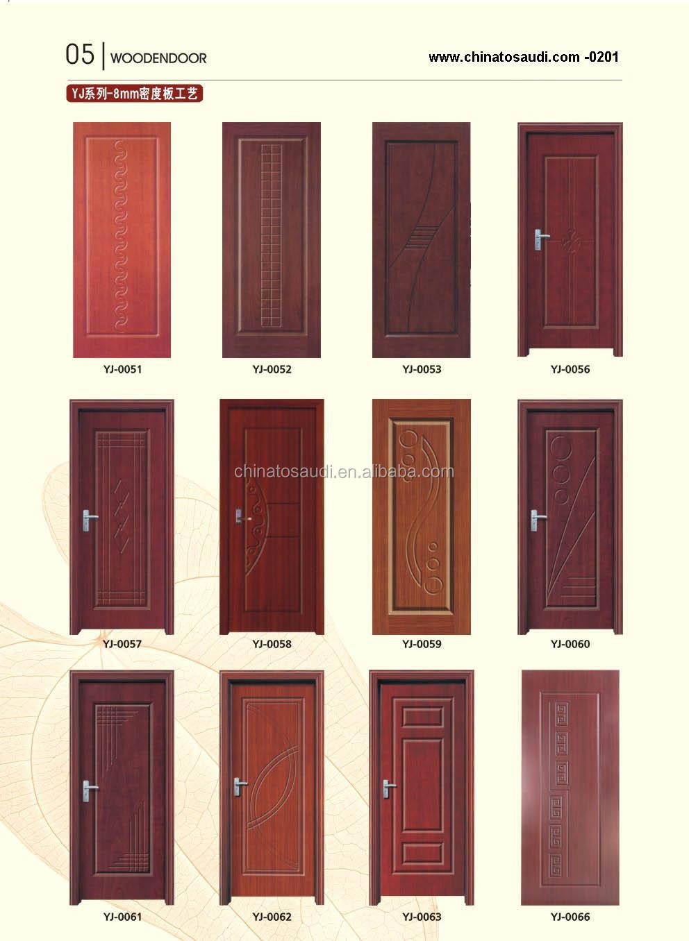 Safety door designs for home for Simple main door design