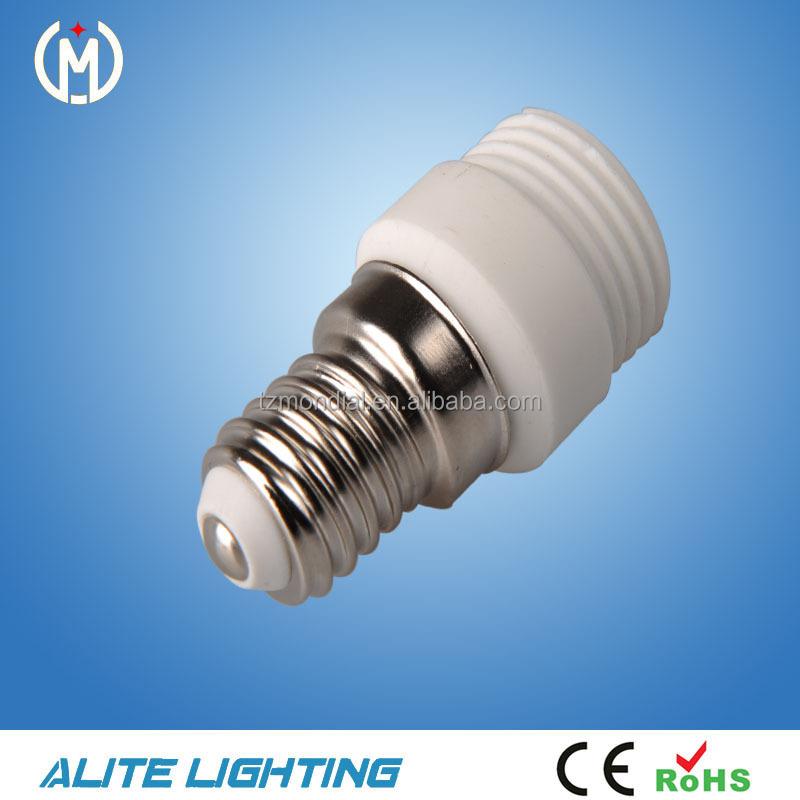 2016 Ce Lamp Holder Converter Pc Material E27 To B22 Lamp Holder ...