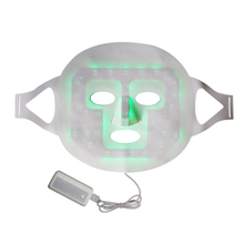 hot selling led facial  mask use skin care acne treatment 3 colors led mask