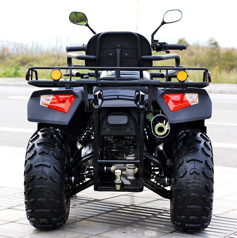 ATV for rent business