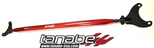 Tanabe TUB099R Sustec Rear Underbrace for 2004-2007 Scion XA and 2001-2005 Vitz RS