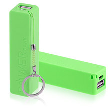Customized LOGO Key ring perfume Power bank 2600mAh 18650 Power Bank powerbank 2600mah Veger Power Bank