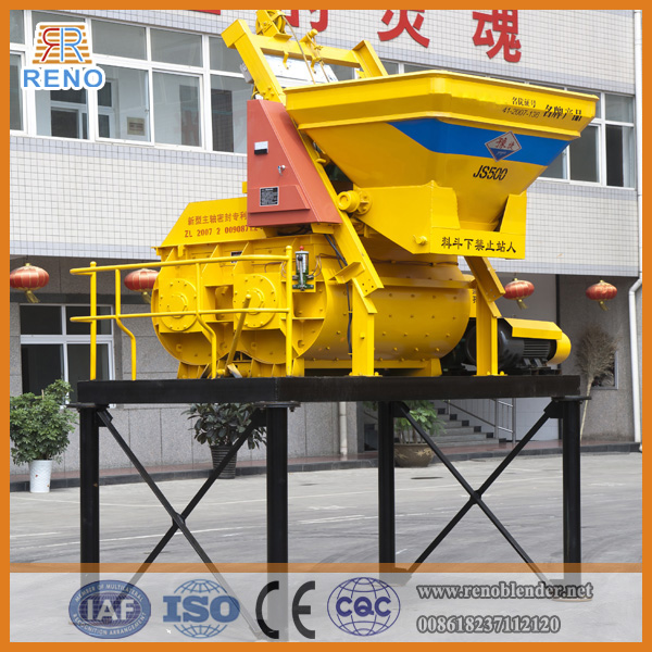 New Condition and Overseas service center available After-sales Service Provided concrete mixer