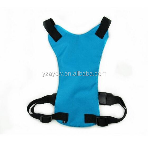 Oxford cloth harness for big dog and safety belt harness