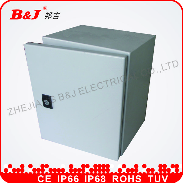 high quality IP66 metal wall mounting steel electrical custom sheet metal switchboard electric panel outdoor type