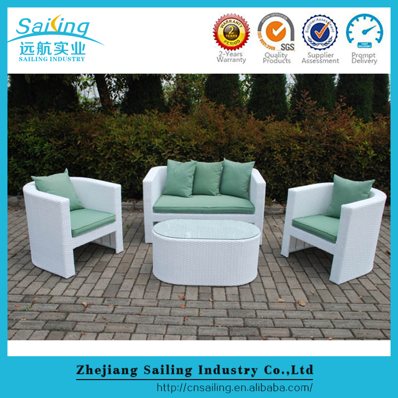 Sailing Home Furnishings Rattan Chairs And Loveseat