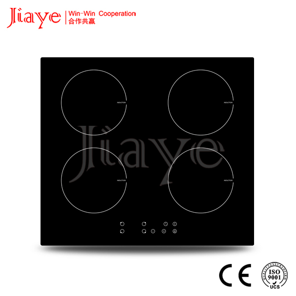 Efficient energy saving double induction hobs.JY-ID4001