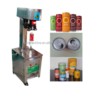 soda can sealing machine/beer can sealing machine /can sealer