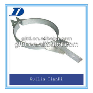 ADSS Cable fitting Cable clamp opgw Pole Fastening Clamps
