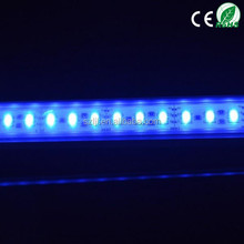 Single row 60leds/M smd 5050 RGB full color led rigid bar/led rigid strip 12V