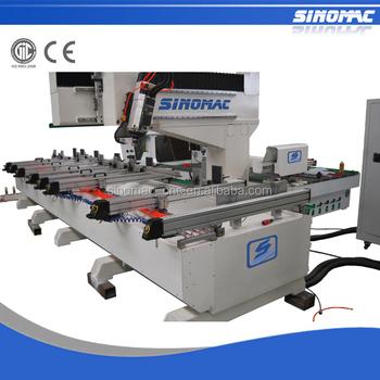 5 axis cnc wood milling machine