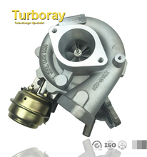 GTA2056V turbocharger 767720-5004S for Navara 14411EB70A YD25, YD25DDTi