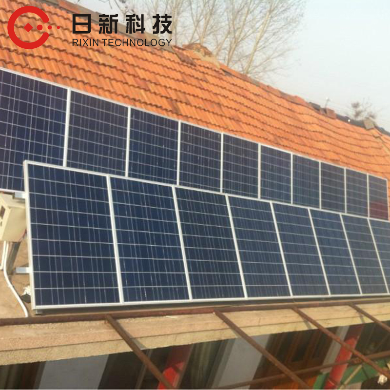 500w High Quality Off Grid Complete Set Solar System For House