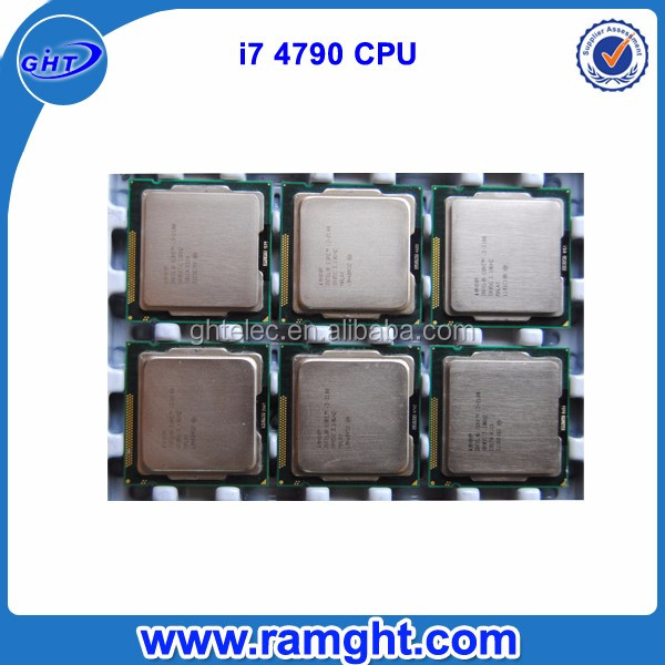 Ght 공장 Fast Delivery Lga1150 Intel Core Used I7 4790 1.6g 의 Cpu 3.6 Ghz 프로세서 1.6g 의 Cpu