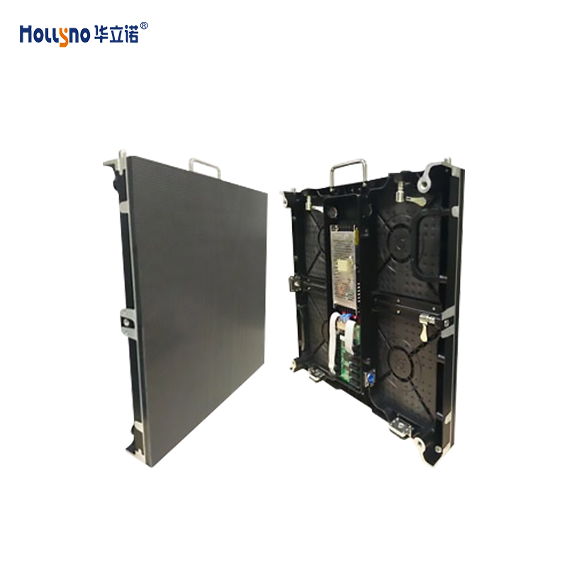 Shenzhen Supplier Outdoor P3.91 TV LED Display Panel Elektronik LED Tampilan Layar Di Saham
