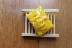 Factory Supply Hotel Transparent Beauty Perfuming Soap