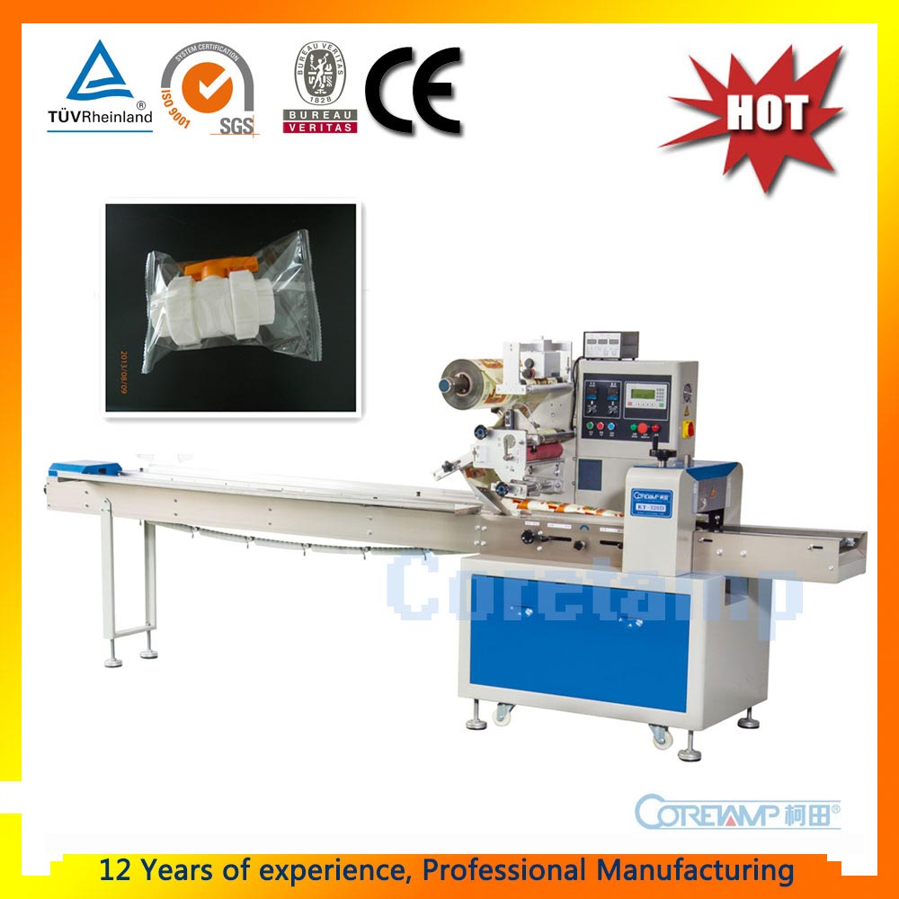 KT-250 Factory Price Automatic Faucet Packing Machine