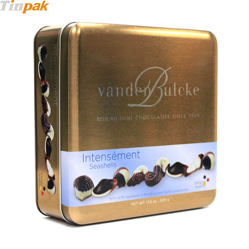 small metal box for candies