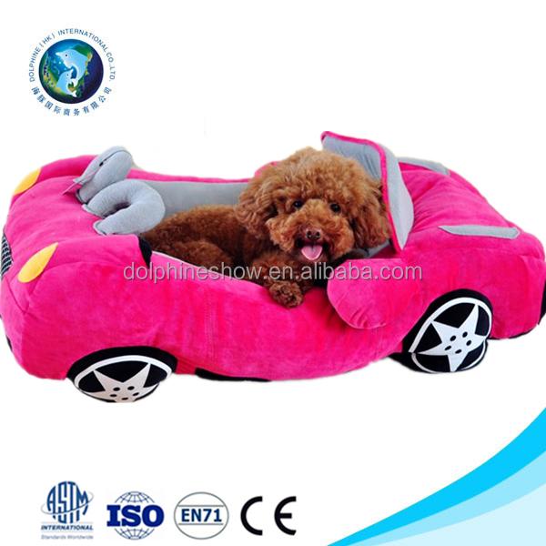Carino pet giocattolo di lusso cuccia per cani lavabile peluche morbido base del cane a forma di - Letto a forma di peluche ...