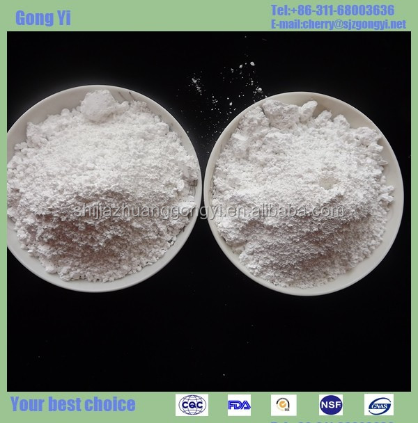 Ultrafine White Kaolin Clay Powder For Agriculture