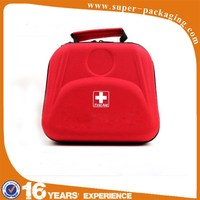 2015 Wholesale household portable mini travel eva first aid bag for car