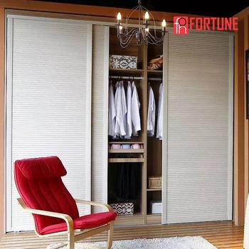 korean bedroom wall mounted 3 sliding laminate doors metal steel frame wardrobe almirah designs with price & Korean Bedroom Wall Mounted 3 Sliding Laminate Doors Metal Steel ...