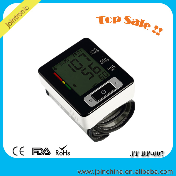 CE Approved Arm Type Blood Pressure Machine BP Cuff Meter Medical Supplies