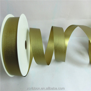 5mm gold clear poly pp gift ribbon roll