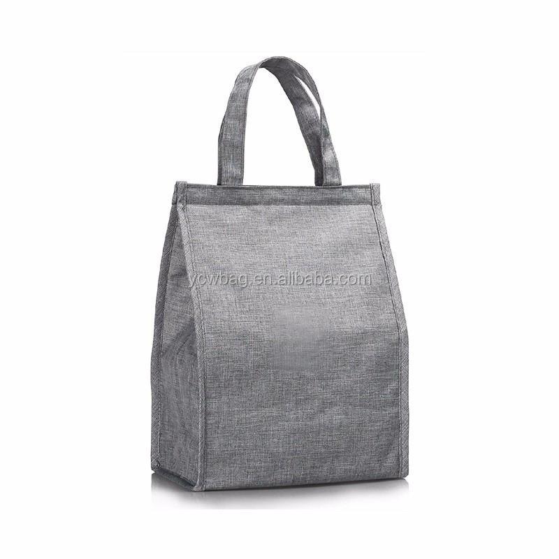 Large Waterproof Lunch Tote Bag