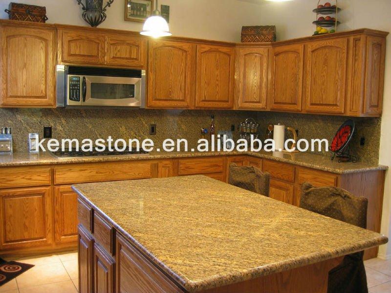 California Giallo Granito Cocina - Buy Product on Alibaba.com