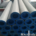 API standard Big size round stainless steel pipe fixed length 6m