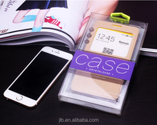 Mobile phone case retail blister packaging/mobile phone case plastic packaging box/iphone 7 case packaging