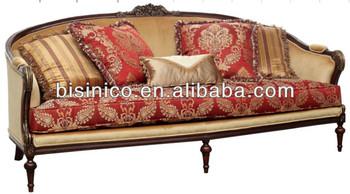 Elegant Spanish Style Living Room Sofa, Classic Design Sofa Set