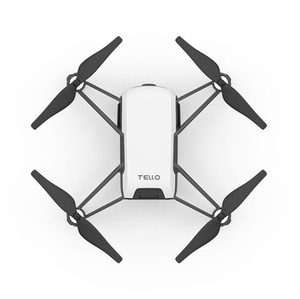 DJI flying tello Mini folding drone with mobile phone APP remote control and camera