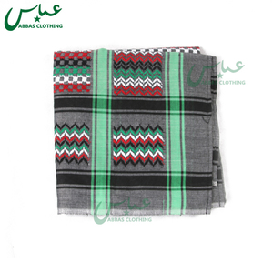 ABBAS BRAND Kuwait 4 Colors Red Men Scarf Shemagh Arab Scarf