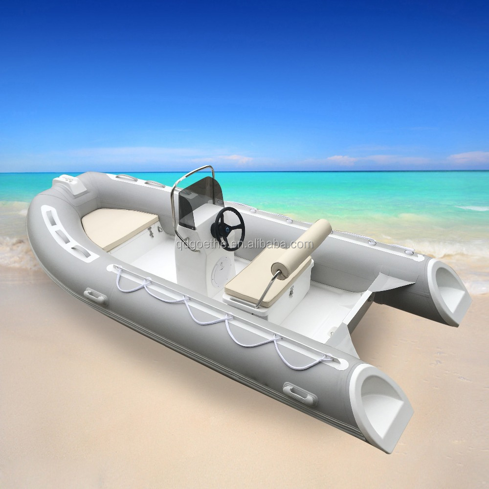 Made in china 14 feet Rigid inflatable <strong>boat</strong> fishing rib 420 <strong>boat</strong> faberglass <strong>boat</strong>